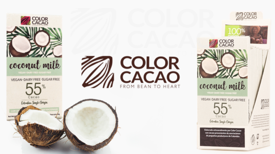 Coco + Chocolate